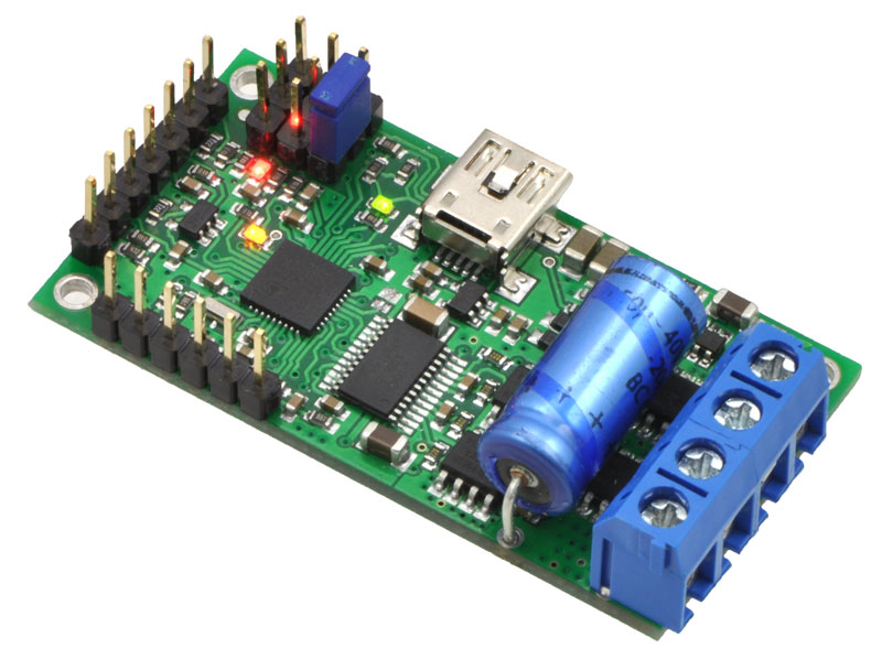 Pololu Simple High-Power Motor Controller 24v12 (Fully Assembled