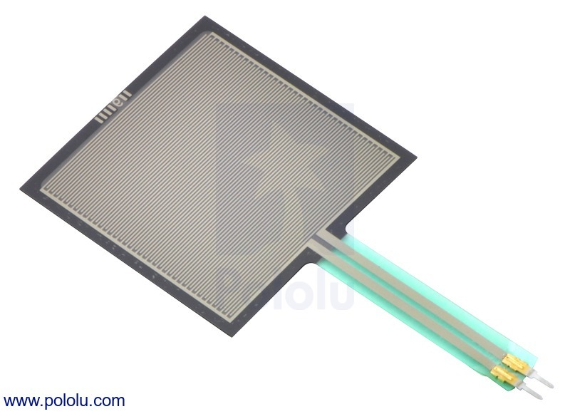 Force-Sensing Resistor: 1.5″ Square