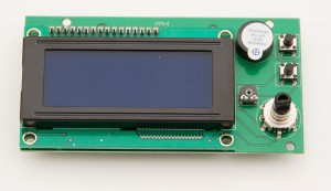 RADDS - LCD Display 4x20 including SD