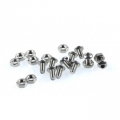10 sets M3x30 screw low profile hex head cap screw