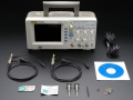 1 GS/s Digital Storage Oscilloscope + Extras