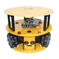 3WD 100MM OMNI WHEEL MOBILE ROBOT KIT