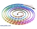 Addressable RGB 150-LED Strip, 5V, 5m (SK9822)