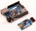 Arduino Ethernet W/O PoE + USB2SERIAL