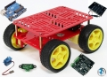 Robot Beginner Kit 4wd- Arduino UNO