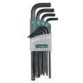 Hex Key Set - SAE (Ball End, 13 Pieces)