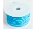 PLA - Light Blue - spool of 1Kg - 1.75mm