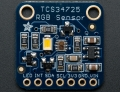 RGB Color Sensor with IR filter - TCS34725 -