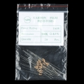 Resistor 10K Ohm 1/6th Watt PTH - 20 pack