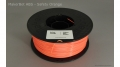 Safety Orange ABS 1kg Spool 1,75mm Filament
