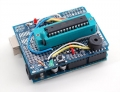 Standalone AVR ISP Programmer Shield Kit