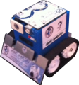 SumoBot CONCEPT con Arduino UNO