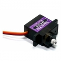 TowerPro MG90 micro servo (2.5kg)