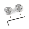 Universal Mounting Hub - 5mm Aluminum