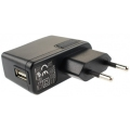 Wall Adapter USB Power Supply 5V@1A (European Standard) with USB