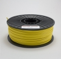 Yellow ABS 1kg Spool 1,75mm Filament