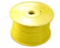 PLA - Yellow - spool of 1Kg - 1.75mm