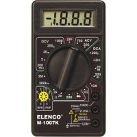 Elenco M-1007K Multimeter Kit