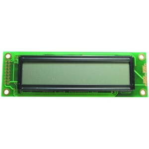 LUMEX LCM-S02002DSF.  DOT MATRIX LCD DISPLAY 20X2