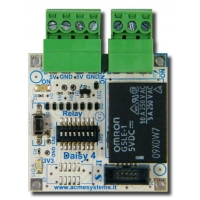One relay board