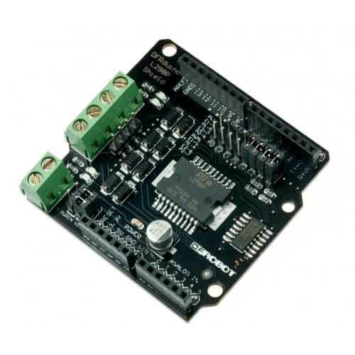 A motor shield for arduino