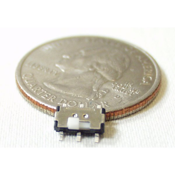 Surface Mount DPDT Switch