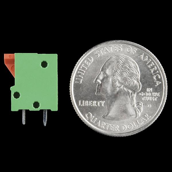 Spring Terminals - PCB Mount (3-Pin)