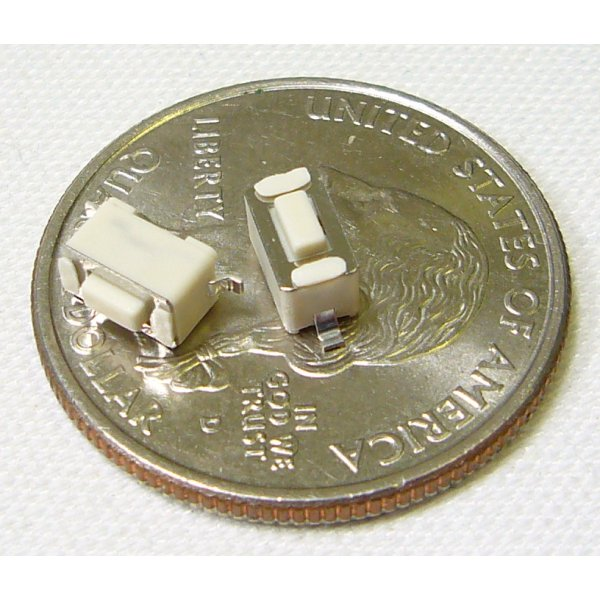 Momentary Reset Switch SMD
