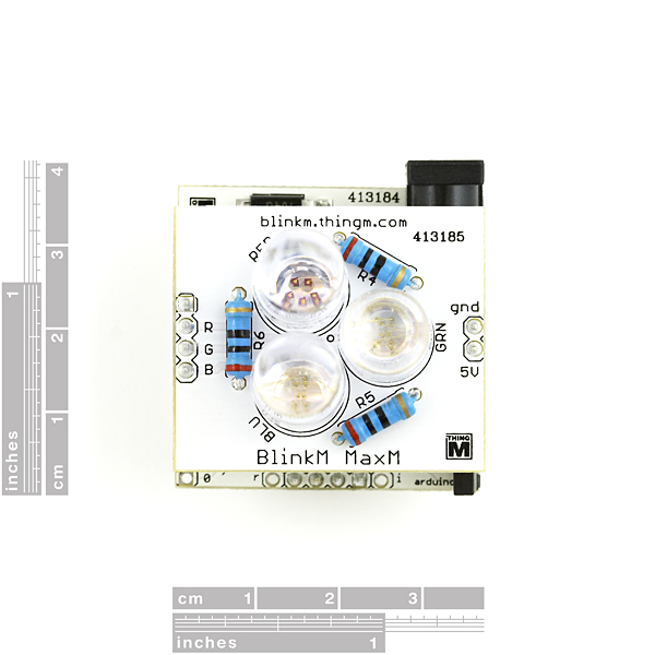 BlinkM MaxM - I2C Controlled RGB LED