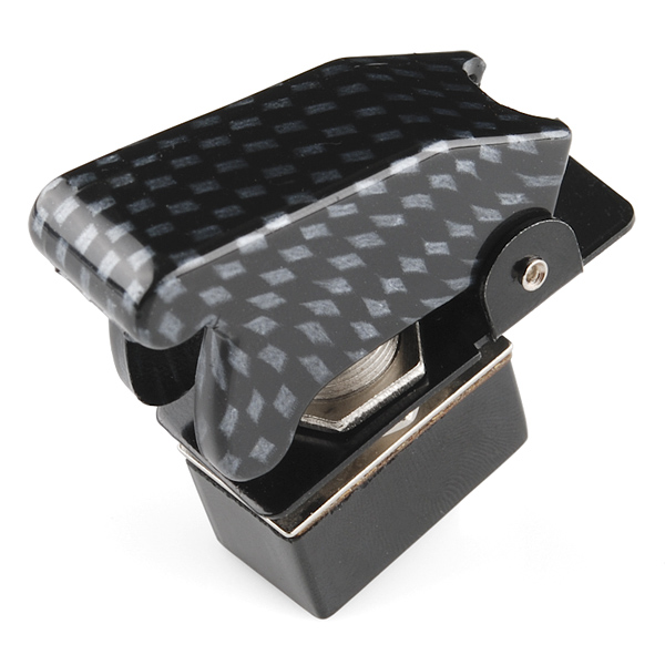Missile Switch Cover - Carbon Fiber