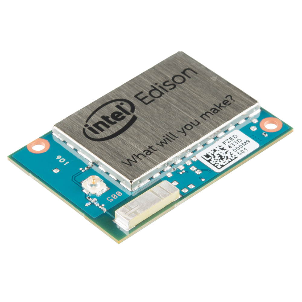 Intel ® Edison and Mini Breakout Kit