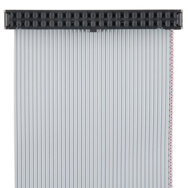 "Raspberry Pi GPIO Ribbon Cable - 40-pin, 6"" (RPi2, B+)"