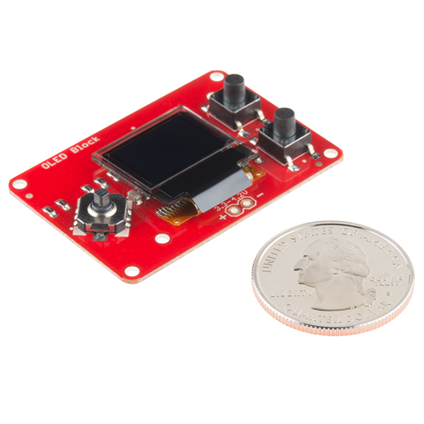 SparkFun Block for Intel ® Edison - OLED