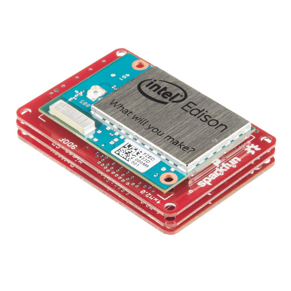 SparkFun Block for Intel ® Edison - Console