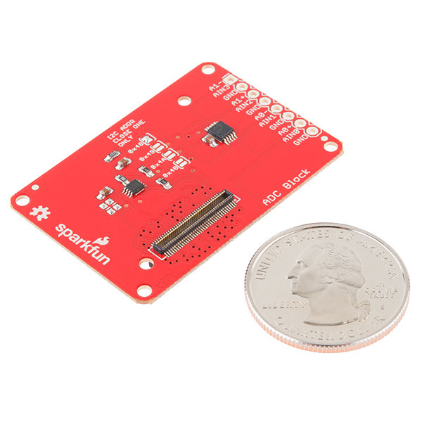 SparkFun Block for Intel ® Edison - ADC