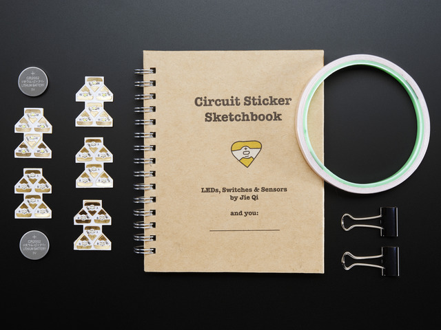 Chibitronics Starter Kit