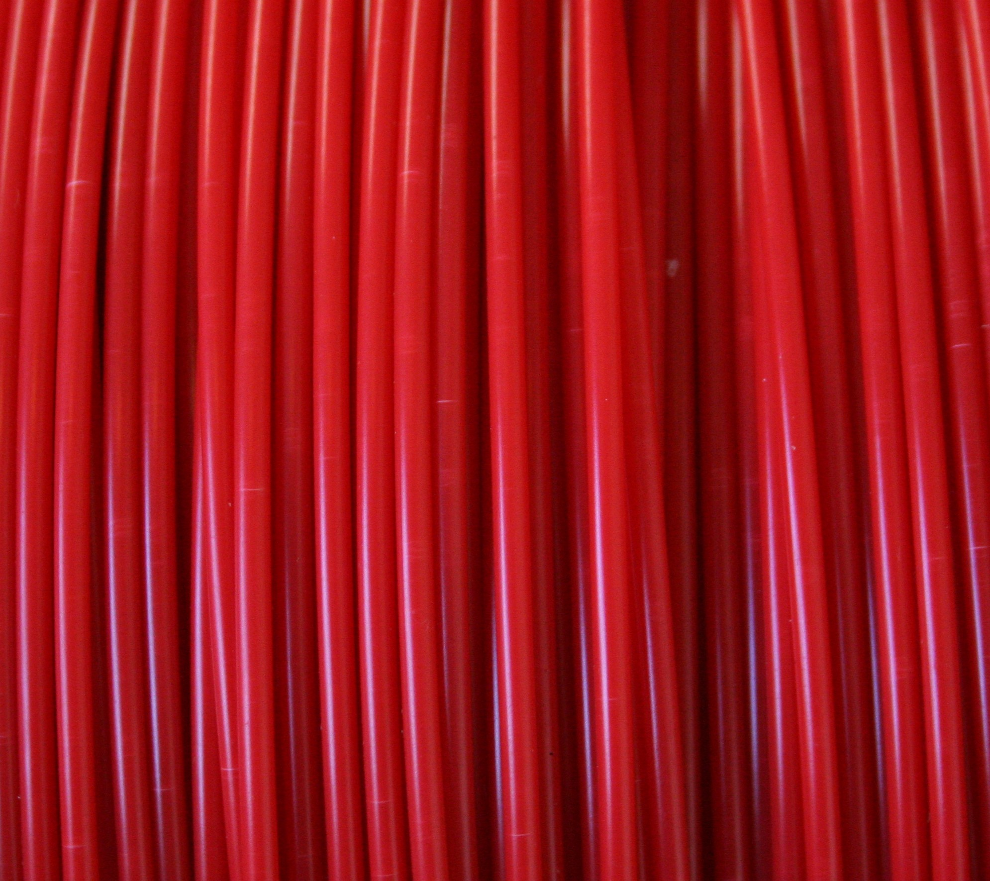 ABS - Red - 1 meter - 3mm