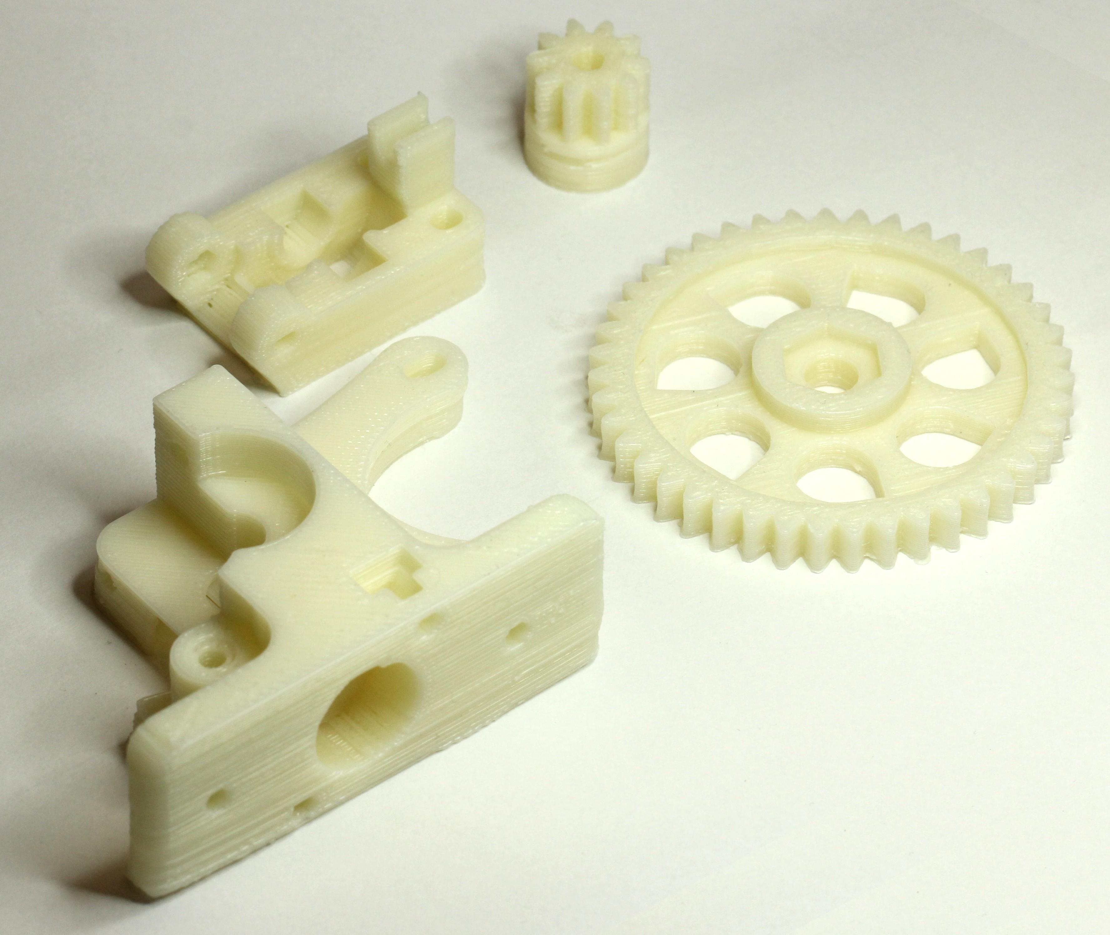 Greg s extruder cold end printed parts v5 (ABS, 3mm filament)