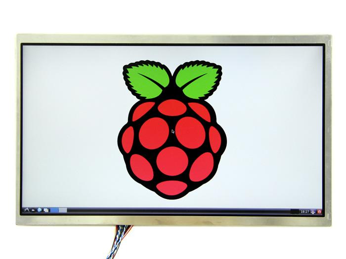 10.1  LCD Display - 1366x768 HDMI/VGA/NTSC/PAL
