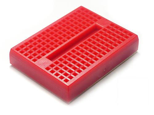 Mini Bread board 4.5x3.5CM-Red