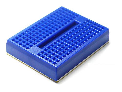 Mini Bread board 4.5x3.5CM-Blue