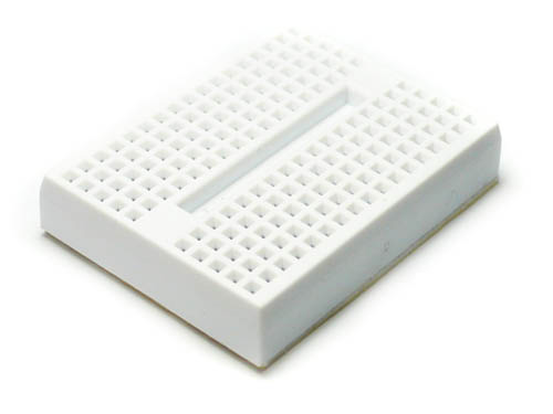 Mini Bread board 4.5x3.5CM-White