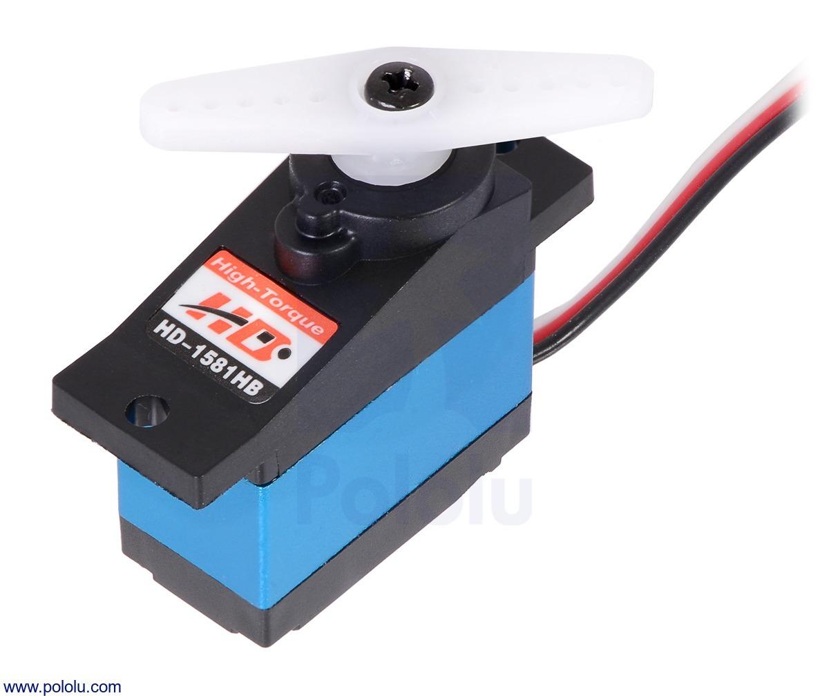 Power HD Micro Digital Servo HD-1581HB