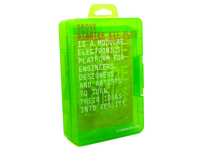 Grove - Starter Kit Plus
