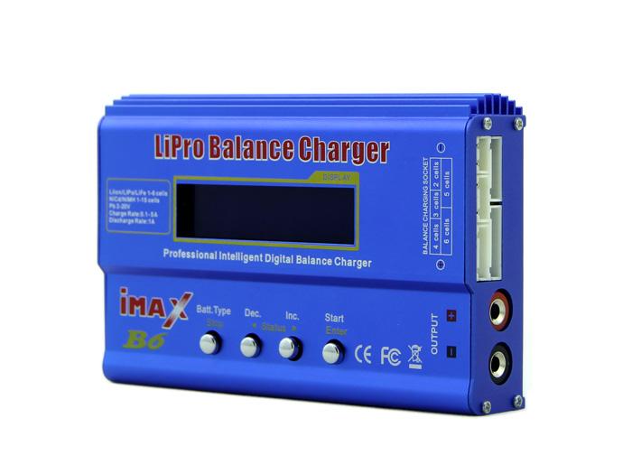 LiPro Balance Charger - IMAX B6
