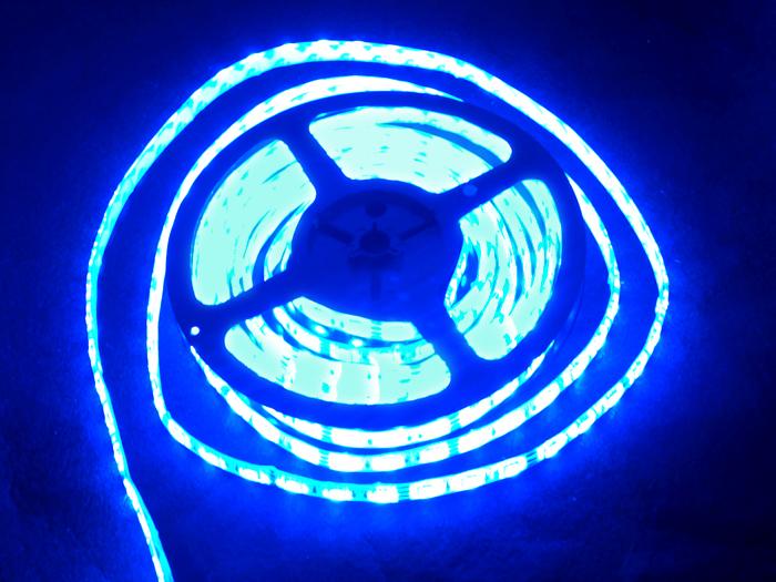 Flexible LED Strip - Blue