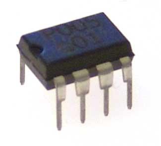 SMC01B Motor Controller PIC
