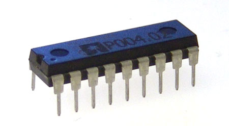 Serial 8-Servo Controller PIC