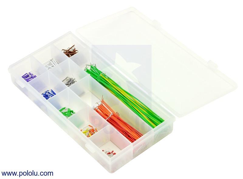 Elenco JW-350 350-Piece Wire Kit