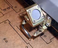 Custom Laser Cutting Service